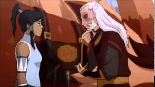 the legend of korra korra and zuko