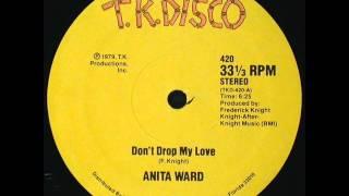 Anita Ward Don 39 T Drop My Love