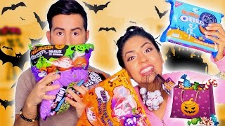 Halloween Candy Taste Test!