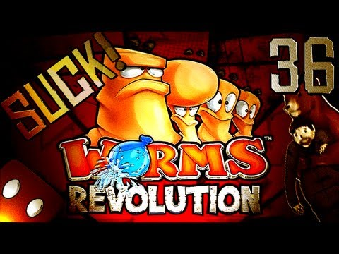 Chilled and Diction SUCK at Worms! (w/ Seananners and Juicetra Part 36)