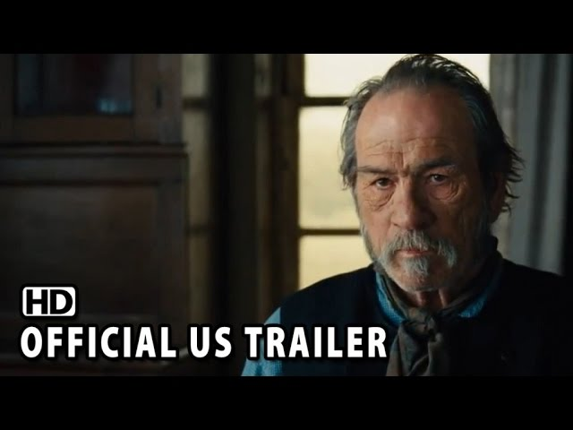 The Homesman Official US Trailer (2014) - Tommy Lee Jones, Hilary Swank HD