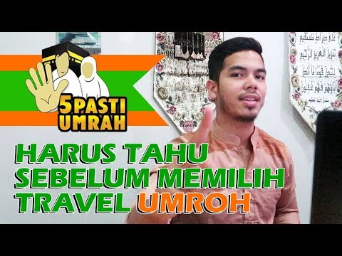 Video travel umroh yang baik