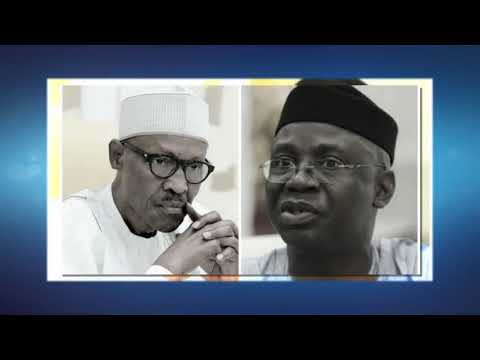 Buhari's government is on course - Presidency replies Bakare