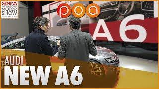 🚗 NOUVELLE AUDI A6 : Retour au bercail pour Audiman ?