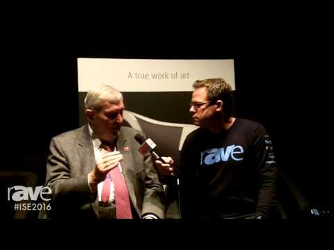 ISE 2016: Gary Kayye Speaks with Eric Van Zele, CEO of Barco