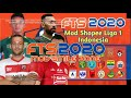 Terbaru!!! Download FTS 2020 Mod Shopee Liga 1 Indonesia dan Club Eropa Full Transfer 2019-2020 #4