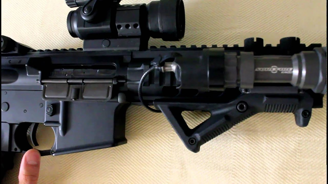 M4 tactical carbine