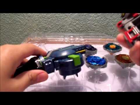 Beyblade Metal Masters ULTIMATE GIFT SET - Gangan Galaxy Team