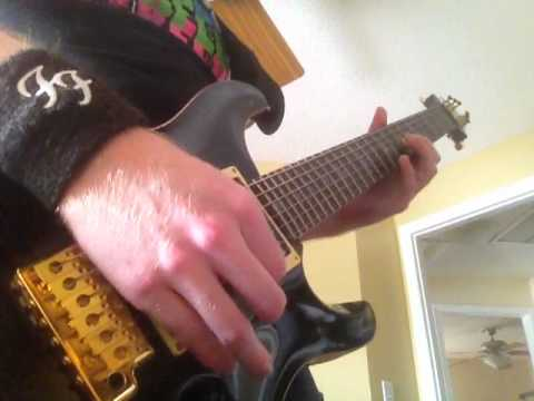 "Thousand Foot Krutch - ""Let the Sparks Fly"" Guitar Cover"