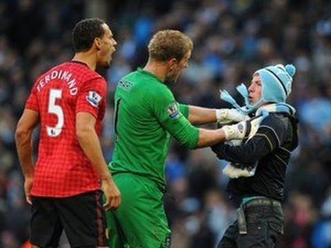 Joe Hart Defends Rio Ferdinand