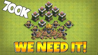 "Highest Loot GraB of the Season! ""Clash Of Clans"" Gotta Get to UPGRADE!!"