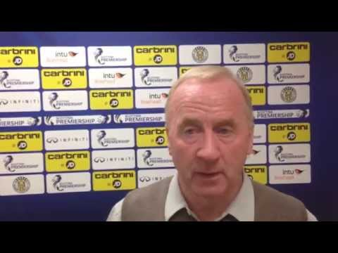 Tommy Craig Preview St Mirren v Dundee, 21/08/2014