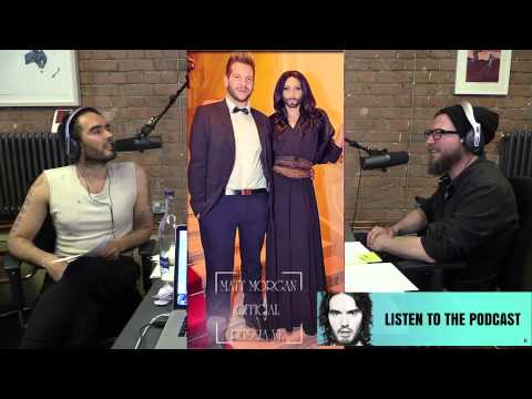 The Russell Russell Brand Podcast - Conchita Wurst