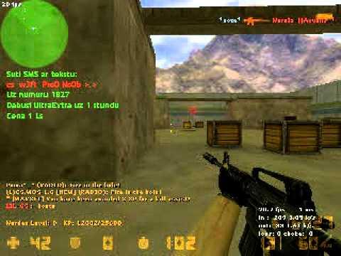 Cele mai jucate servere cu modul war3ft, mod cs 1 server on the top