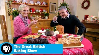 THE GREAT BRITISH BAKING SHOW | 2017 Christmas Masterclass | Official Trailer | PBS