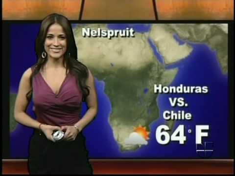 Jackie Guerrido 6/15/2010 Video