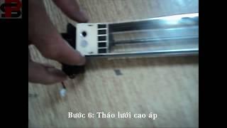 [Hu?ng d?n s?a l?i SC 300 máy Photocopy Ricoh các dòng Aficio, MP] Video
