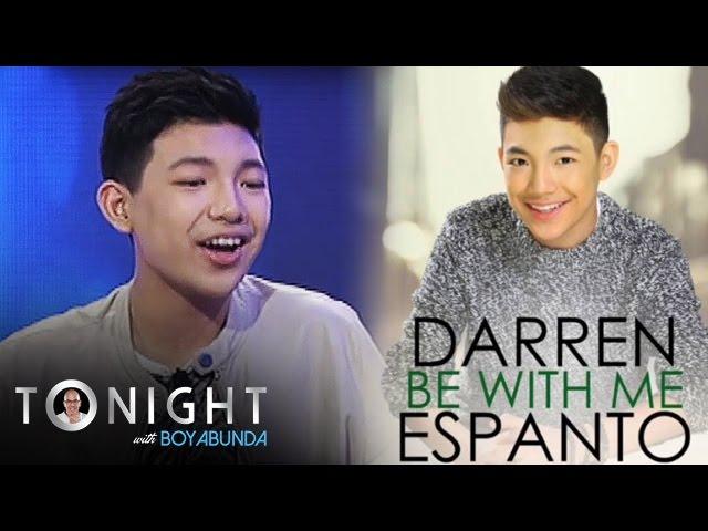 TWBA: Darren Espanto sings '7 minutes'