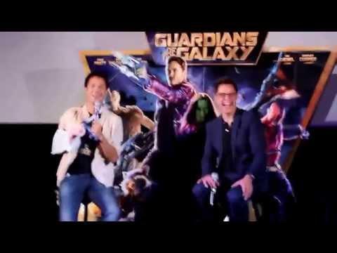 Fan meet James Gunn for Guardians Of The Galaxy [15/08/2014]