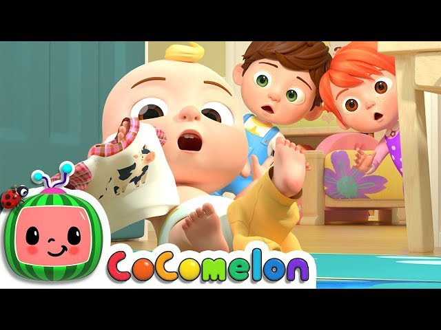 This Is the Way  CoCoMelon Nursery Rhymes  Kids Songs