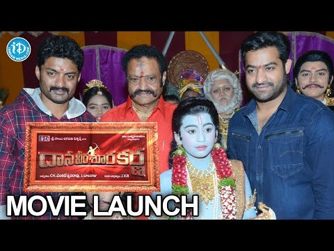 Jr Ntr Launches Daana Veera Soora Karna Movie video