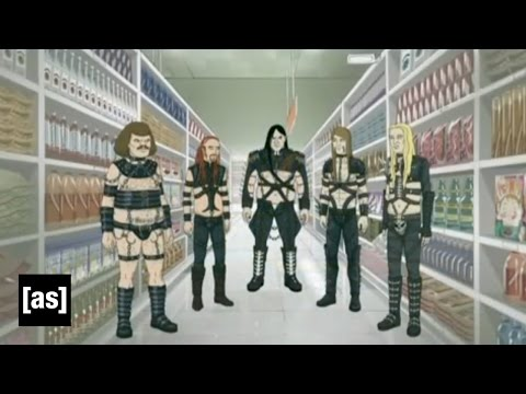 [adult swim] : Metalocalypse - Dethklok Diet Video