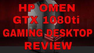 HP OMEN 880-050 GAMING DESKTOP REVIEW GTX1080ti (2018) Gameplay