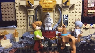 LEGO Scooby Doo Mummy Museum Mystery MOC (My Own Creation)