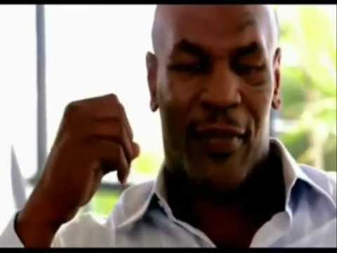 Supremely Self Confident Mike Tyson And Self-confidence