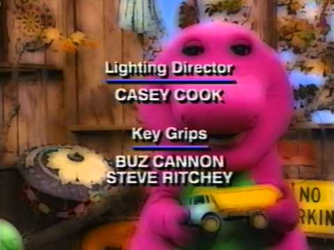 Barney Safety Credits