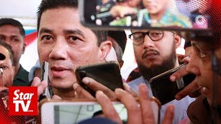 Find out who leaked the party database and clean up the party, Azmin tells PKR leaders