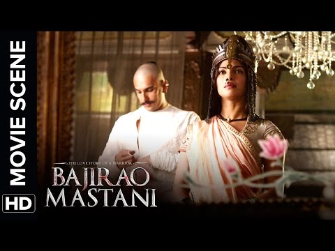 Priyanka Wants To Go Into Battle With Ranveer | Bajirao Mastani | Movie Scene