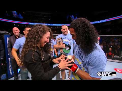 UFC on FOX 7: Benson Henderson Post-Fight Interview
