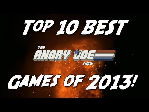 Top 10 BEST Games of 2013!