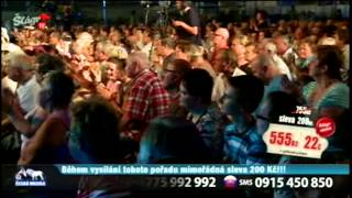 Rytmus Oslany Marián a Danulka Koncert Senica V tých Tyrolských Alpách