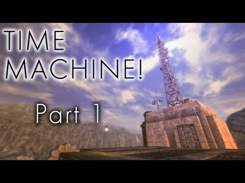 Fallout New Vegas Mods: Time Machine! - Part 1