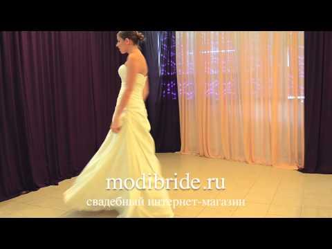 Платье Amour Bridal 1072 - www.modibride.ru Свадебный Интернет-магазин