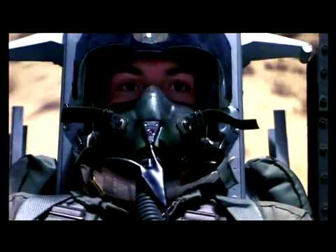 Aigle de Fer (Iron Eagle) soundtrack : Eyes Of The World