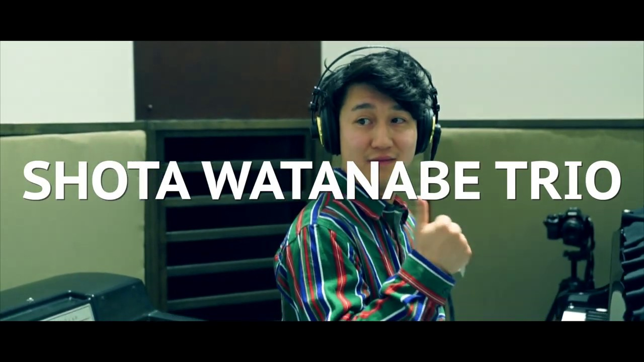 "Shota Watanabe Trio (渡辺翔太) - ""Prisoner of""のMVを公開 2ndアルバム 新譜「Folky Talkie」2019年12月11日発売予定 石若駿(dr)、若井俊也(ba)、吉田沙良(ものんくる vo)参加 thm Music info Clip"