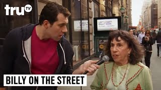 Billy on the Street - For a Dollar with Elena
