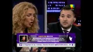 Intratables: Claudia Rucci Vs Brancatelli