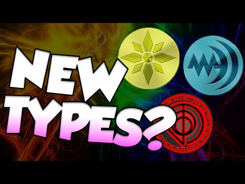 Can We Have New Pokemon Types in Pokemon Sun and Moon? Best New Pokemon Types?