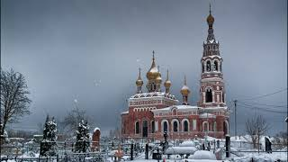 Храм Архангела Михаила село Красное Боровский район Москва православная глазами юных москвичей