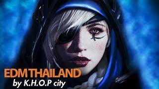 EDM Thái Lan Gây Nghiện Melody 🍁 Tê Từ Đầu Đến Chân 😜 Best Music Mix 2019