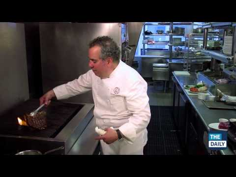 Cooking with Michael Lomonaco: Cowboy Rib Steak