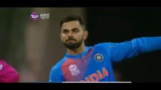 India vs West Indies Semi Final - T20 World Cup 2016 Final over