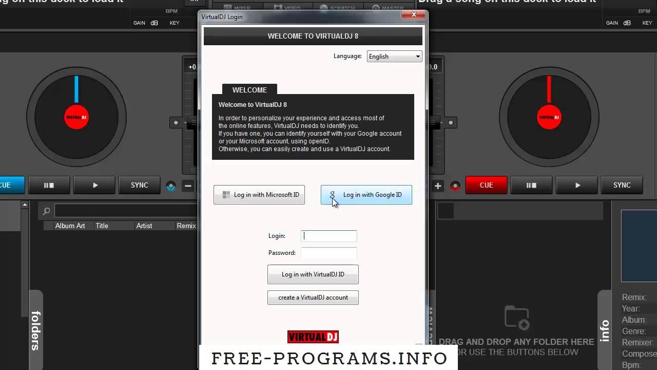 Serial code virtual dj 8 pro