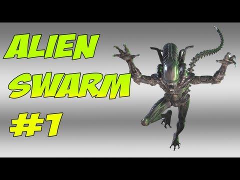 Alien Swarm #1