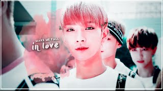 ? hong jisoo | make me fall in love