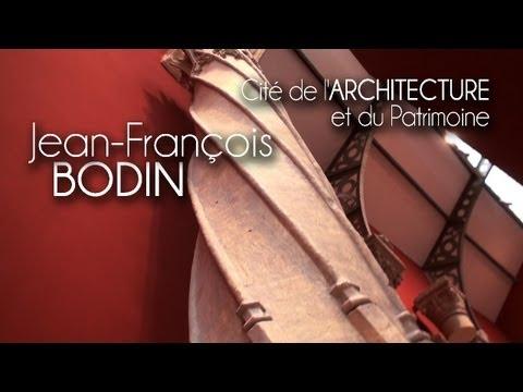 Jean-François BODIN - Cité de l'Architecture et du Patrimoine